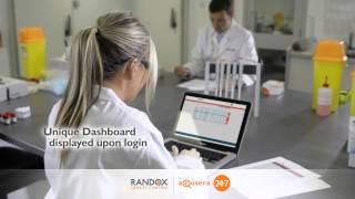 Quality Control   Randox Acusera 24.7 Online   Randox QC