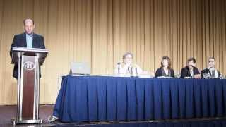 """AEA Conference 2013 """"Measuring Resilience at the Project and Program Level"""" - Part 1"""