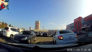 ДТП. Подборка аварий за Ноябрь 2018 #46