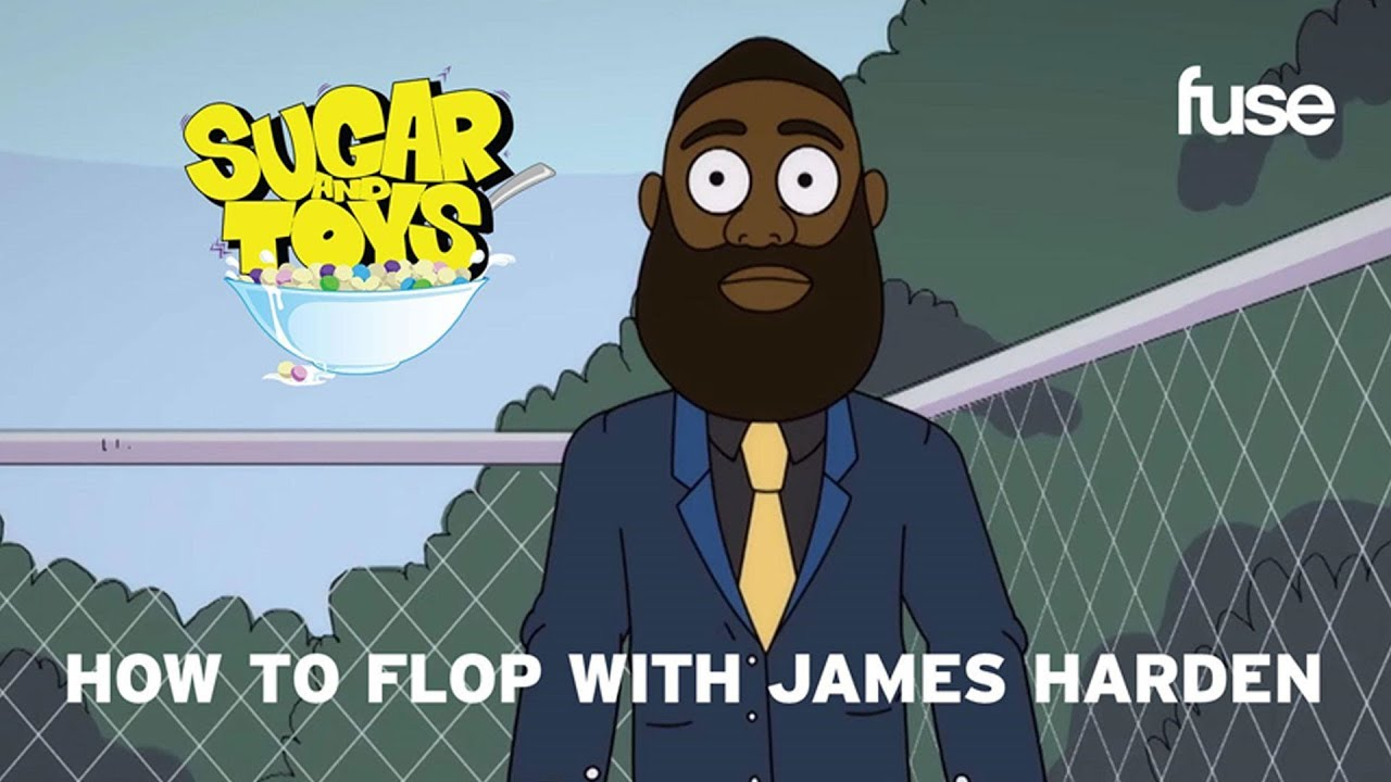 Sugar And Toys: How To Flop With James Harden