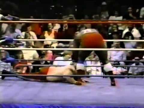 The Motor City Madman & The Big Cat vs Dave Perry & Scott Allen