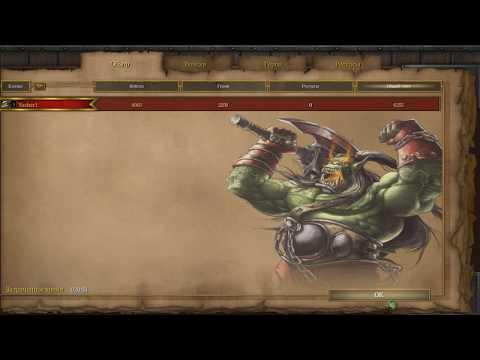 WarCraft III Reign of Chaos 1 часть + чит коды