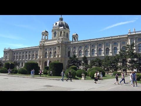 Vienna - Wien - Austria (4K Ultra HD)