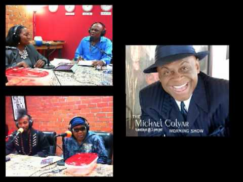 The Michael Colyar Morning Show!