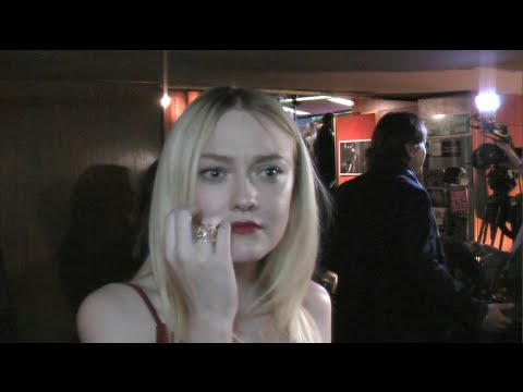 World Premiere: Dakota Fanning, Donald Rosenfeld, Claudia Cardinale | Effie Gray (The Fan Carpet)