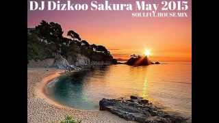 DJ Dizkoo Sakura May 2015 Beach Soulful House Mix