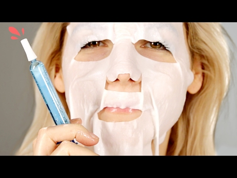 Thumbnail: People Try An Injection Face Mask