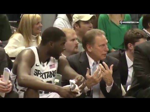 Tom Izzo: 2016 Naismith Basketball Hall of Fame Inductee
