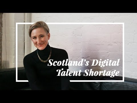 Scotland's Digital Talent Shortage