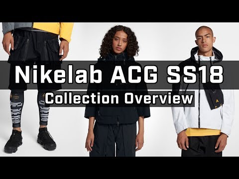The Best Pieces From Nikelab ACG SS18