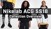 huge discount e1ffe 5199e Nike ACG SU18 - Releasing 1st June 2018 at Wellgosh - Lookbook ...