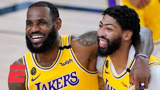 Doris Burke on LeBron's legacy, Lakers vs. Nuggets and the NBA Finals | KJZ