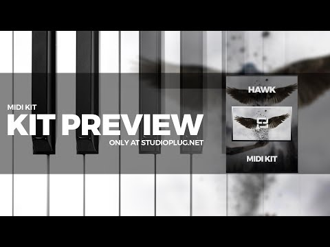 KIT PREVIEW: Hawk (Midi Kit) | Lil Baby | Drake | Gunna Styled Midi