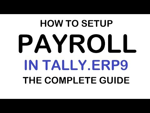 Tally ERP 9 Full tutorial with practical Project & pra