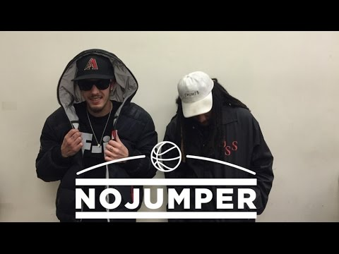 No Jumper - The HurtboyAG Interview
