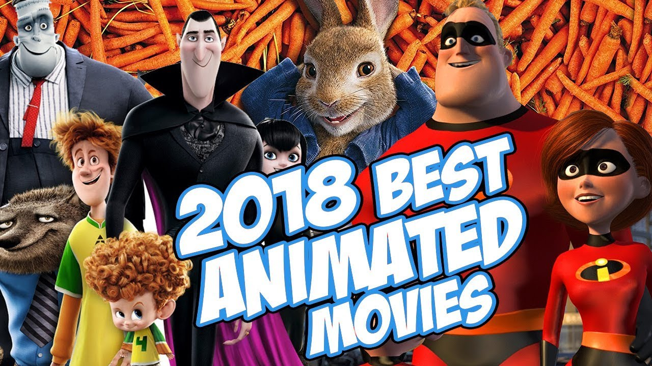 Best Anime Movies 2018