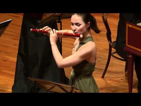 Bach - BWV 1067 Suite - Badinerie  - Croatian Baro