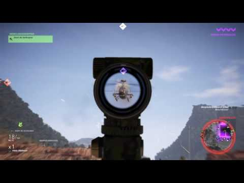 ghost recon wildlands | im in the middle of an ambush |