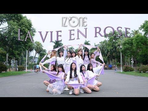 [KPOP IN PUBLIC CHALLENGE] IZ*ONE (아이즈원) La Vie en Rose 2018 MAMA ver.' Dance Cover from Taiwan
