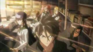 「学園黙示録HIGHSCHOOL OF THE DEAD」 TVアニメPV