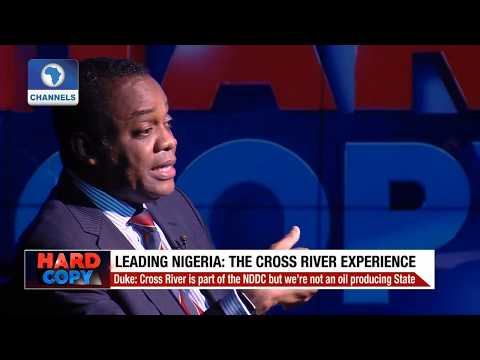 Nigeria's Independence: 57 Years After With Donald Duke Pt.1 |Hard Copy|