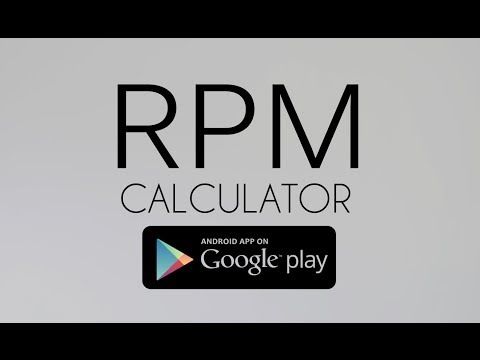 Rpm Calculator Apps On Google Play