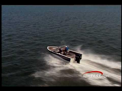 Crestliner 1750 Boat Tests / Reviews - By BoatTest.com