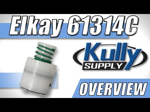 Elkay Green Spring Cartridge Regulator (61314C) - KullySupply.com