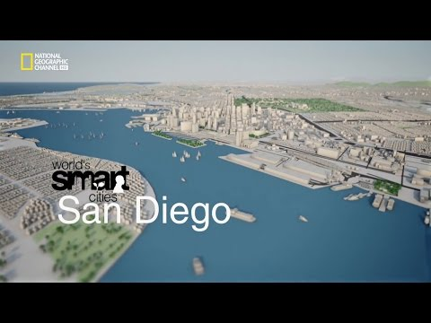 National Geographic -  Megastructures  Documentary -  Worlds Smart Cities  San Diego