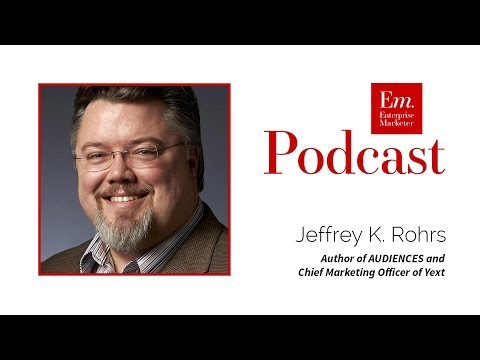 Jeffrey Rohrs on Location-based Services for Marketers at CMWorld