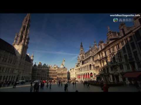 [Cantonese] Belgian world heritage La Grand Place Brussels 比利时世界遗产 布鲁塞尔大广场