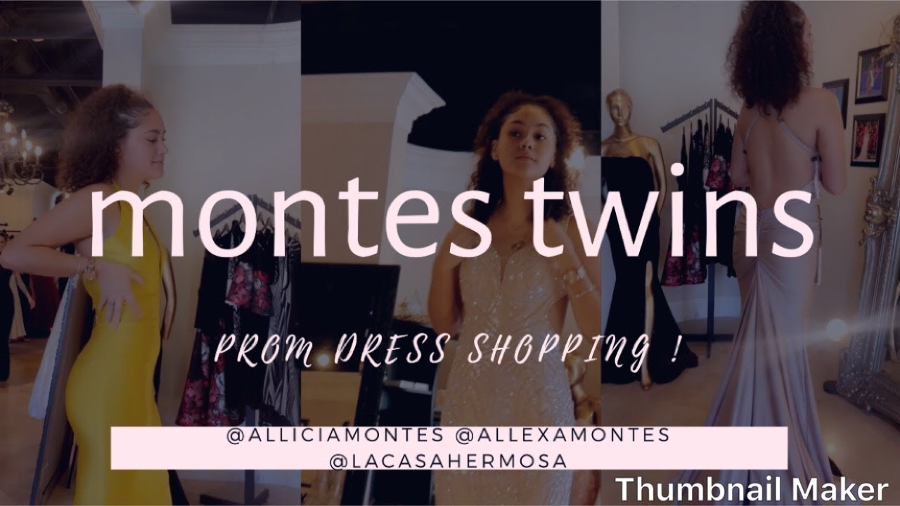 0a0ba2b23e COME PROM DRESS SHOPPING WITH US
