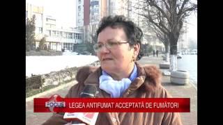 LEGEA ANTIFUMAT ACCEPTATĂ DE FUMĂTORI (28.01.2016)