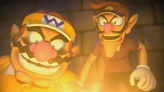 Mario Tennis Aces - New Intro Cutscene