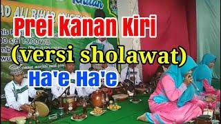 Prei kanan kiri versi sholawat ( Birosulillahi wal badawi &  robbi kholaq ) | NS_Crew Kudus