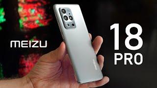 Просто бомба! Обзор Meizu 18 Pro с лучшей камерой и на Snapdragon 888