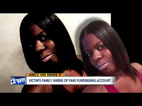 Family of murdered Richmond Heights woman warns of fundraiser scam