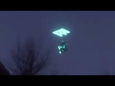 OVNI en Sonora México ¿Puerta dimensional? (Explicación) 2017