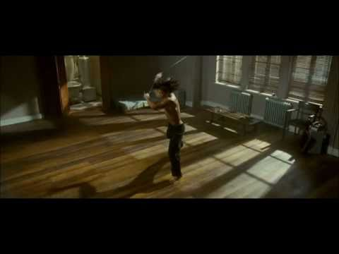 Ninja Assassin - Training scene HD