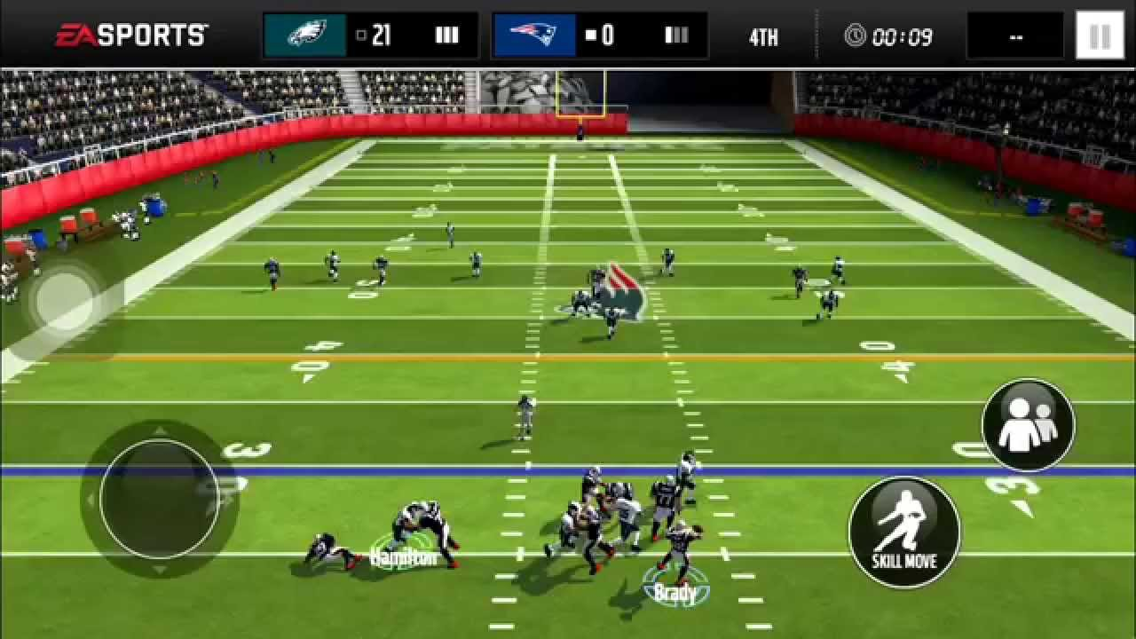 Madden Mobile 16 Gameplay: Mystery Collectible Pull!!! - YouTube