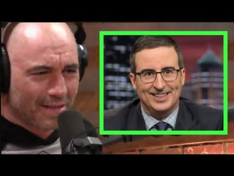 Joe Rogan - Is John Oliver Misleading?