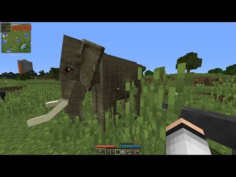 3.Sezon Minecraft Modlu Survival Bölüm 1