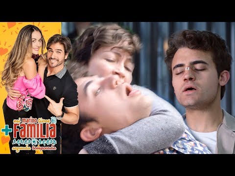 Mi marido tiene más familia - Capítulo 158: ¡Daniela logra capturar a Guido!   Televisa