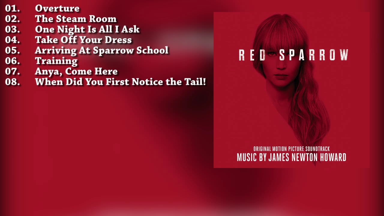 OST Red Sparrow - (soundtrack list) – Compilation Music - YouTube