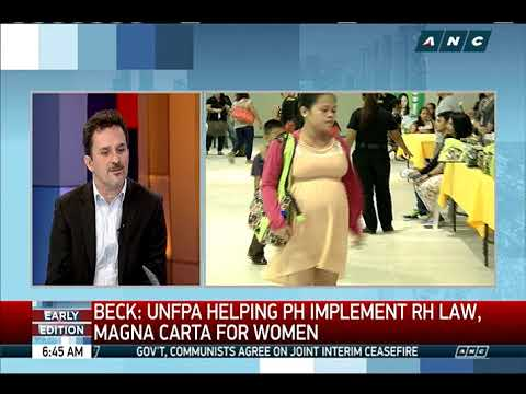 UNFPA Defunding - ANC Early Edition