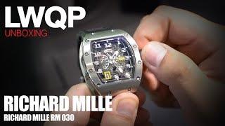 UNBOXING - Richard Mille RM 030