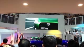 Este vídeo é sobre Tokyo motor Show 2013 Este será o primeiro vídeo...