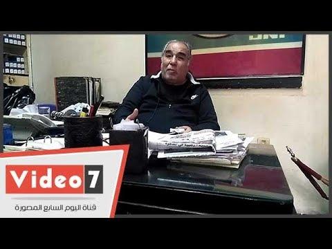 حكاية 45 سنة جيرة بين -عم غزال- والفنان -سيد صادق-  - 16:22-2017 / 11 / 16