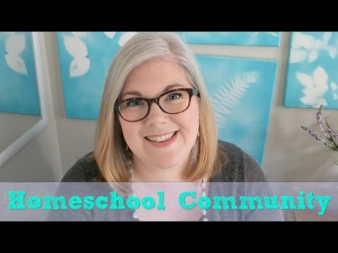 How to Find a Homeschool Community || New To Homeschooling