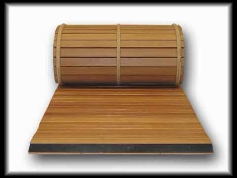 Celos as de madera doovi for Tarimas de madera para duchas